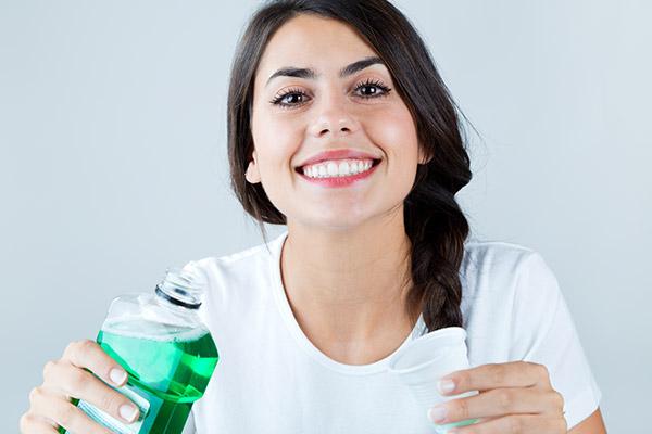 Non surgical gum treatments