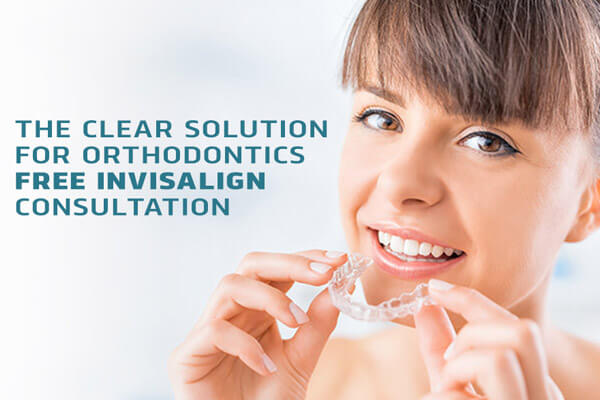 The Clear Solution for Orthodontics Free Invisalign Consultation